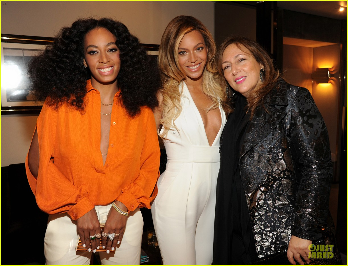 beyonce solange knowles chime for change event 15