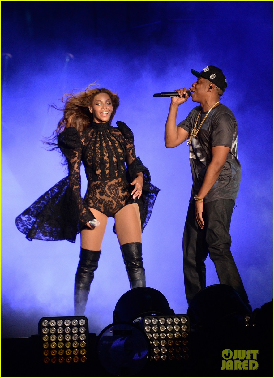Image Result For On The Run Tour