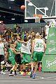 justin bieber chris brown bet celeb basketball game 39