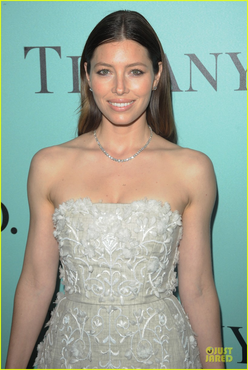 jessica biel hilary swank tiffany co store launch 09