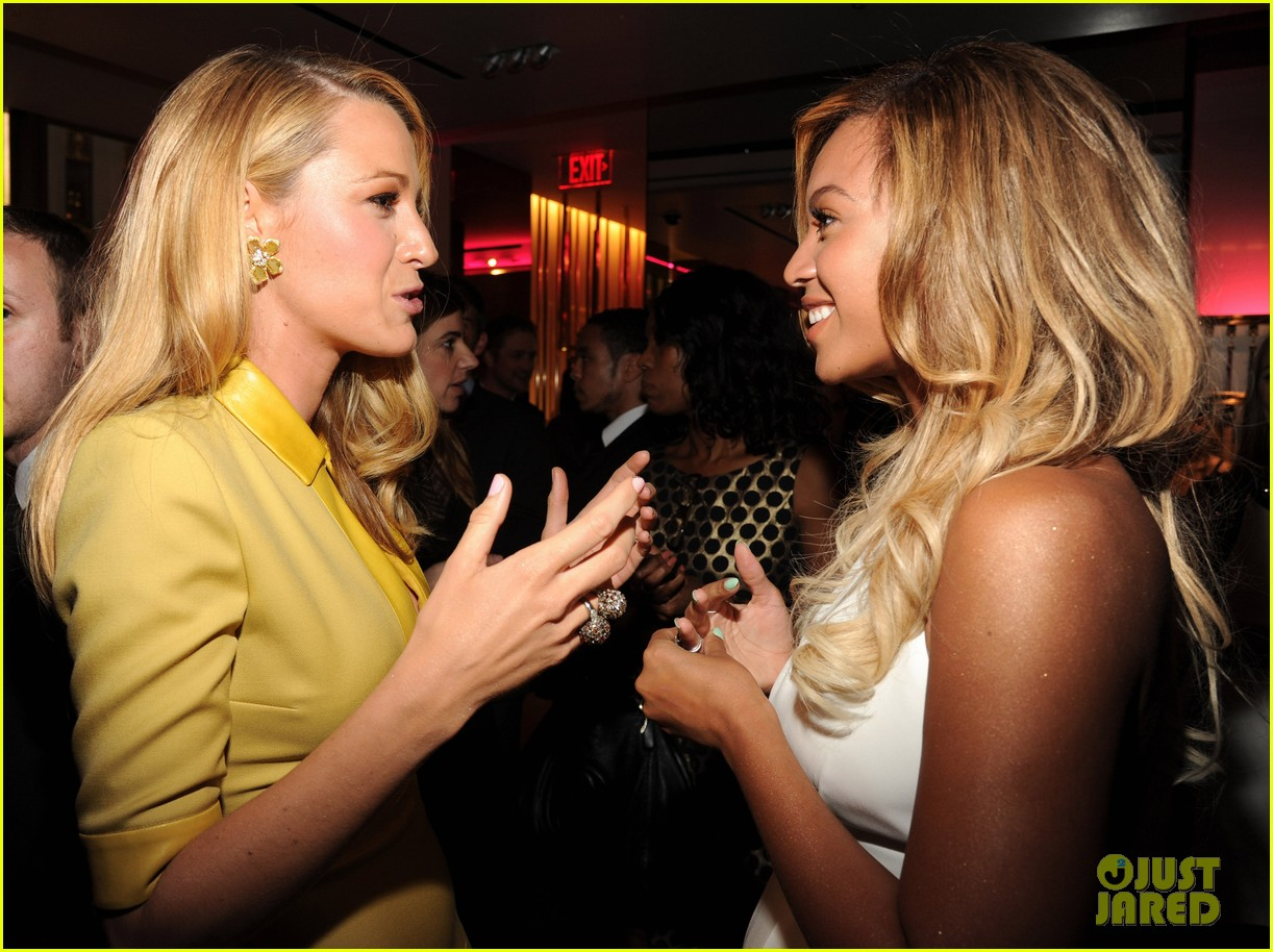 blake lively parties beyonce gucci chime for change 03