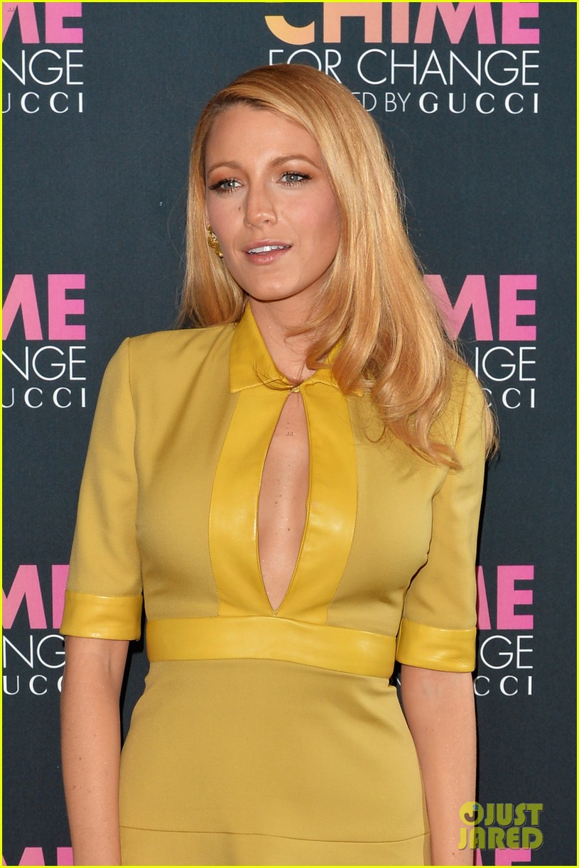 blake lively parties beyonce gucci chime for change 183127790