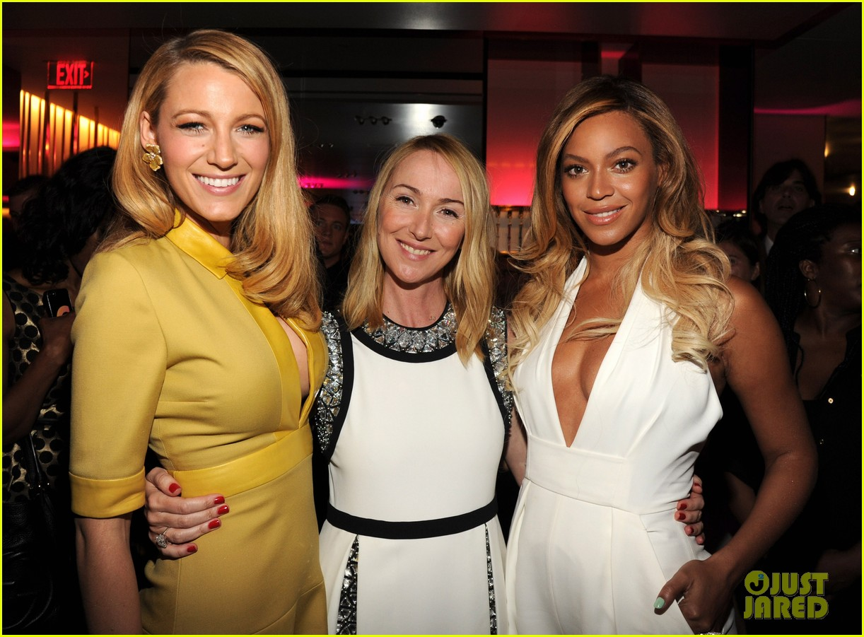 blake lively parties beyonce gucci chime for change 30