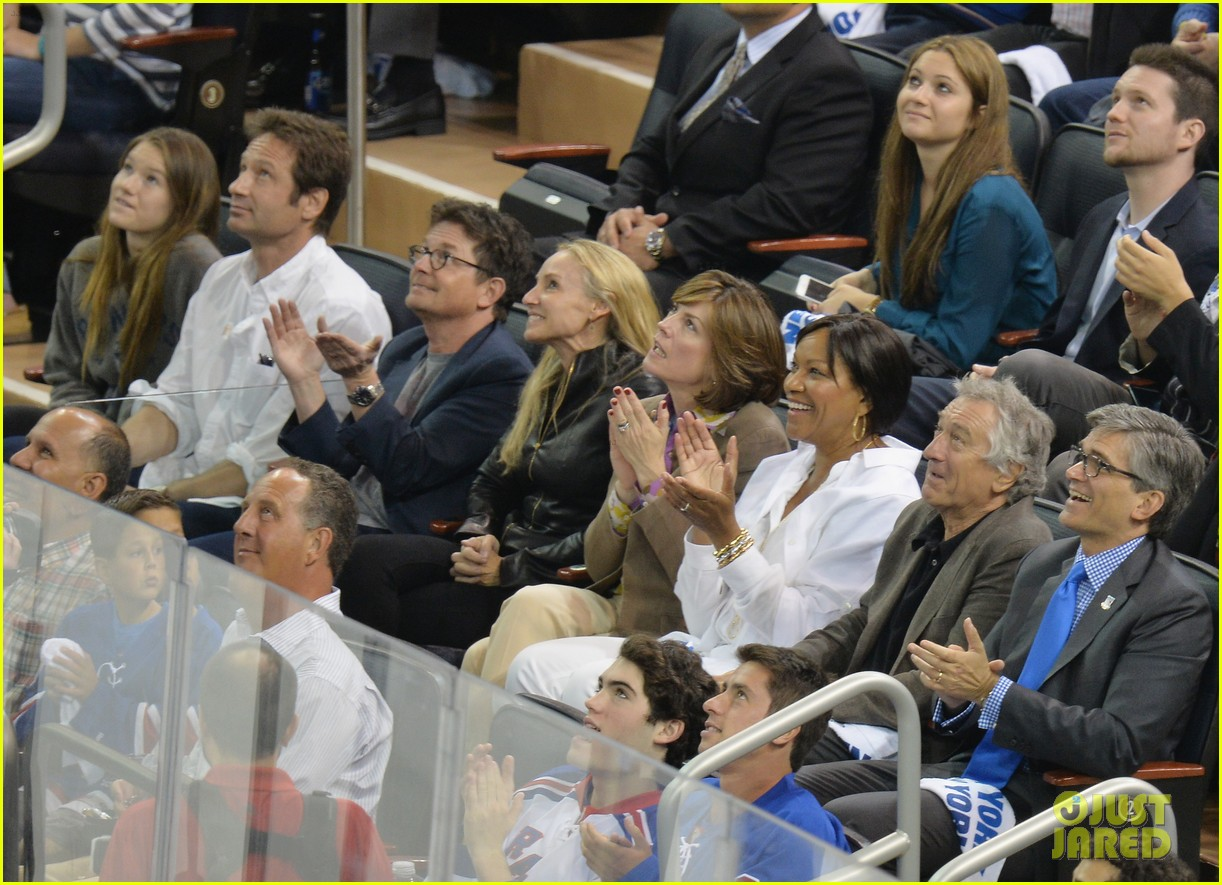 matt bomer watches exciting stanley cup finals game 04