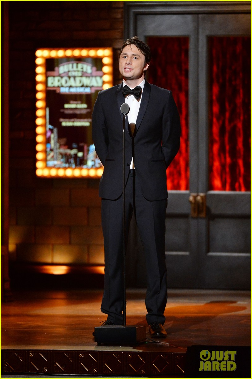 zach braff tony awards 2014 12