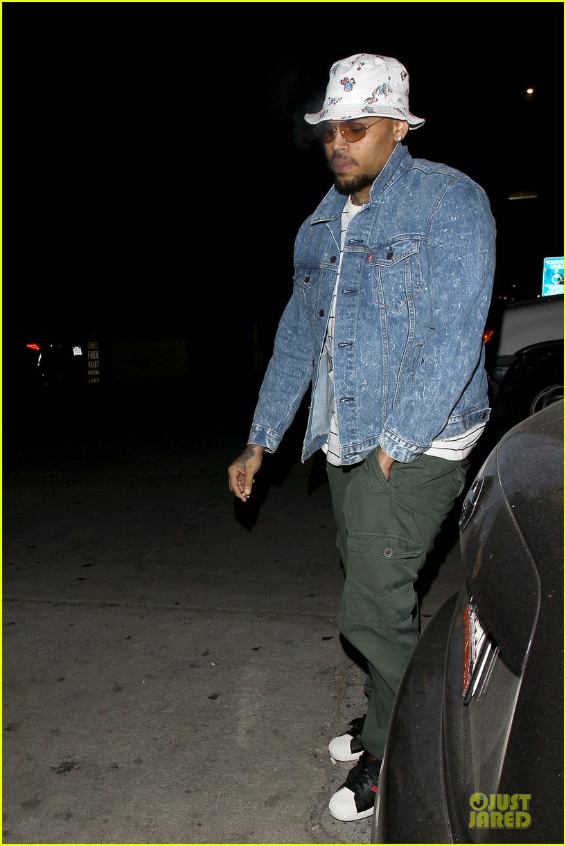 chris brown recording new songs after jail release 013130348