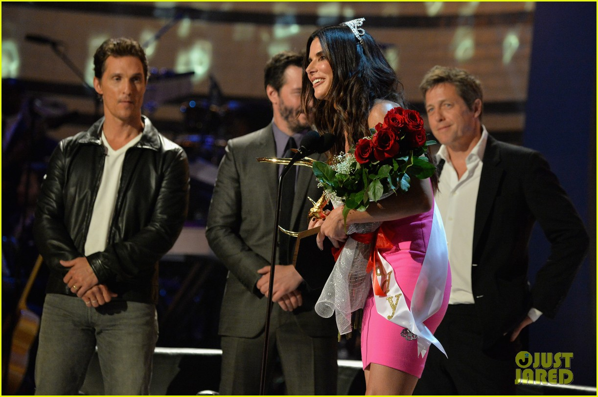 sandra bullock guys choice awards 2014 263130866