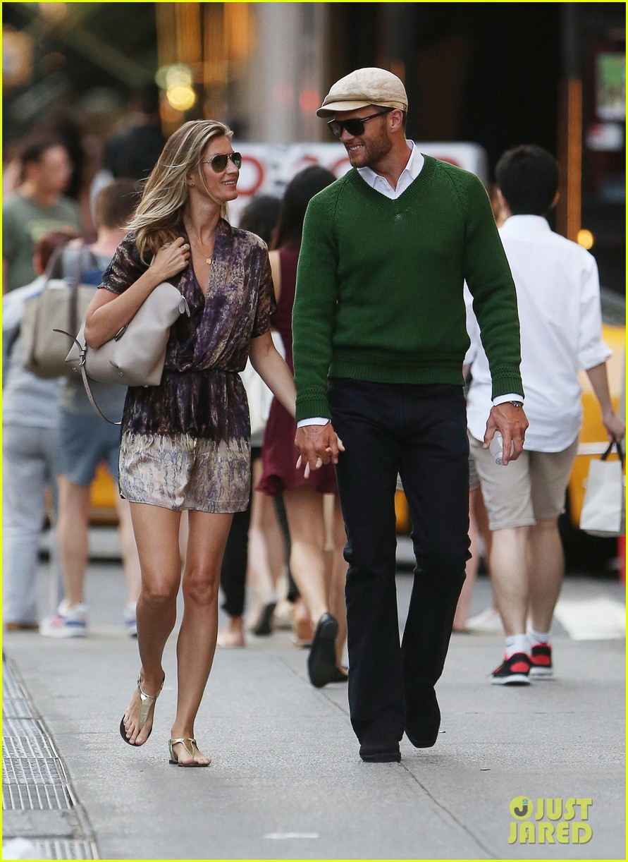 gisele bundchen pda new york 11