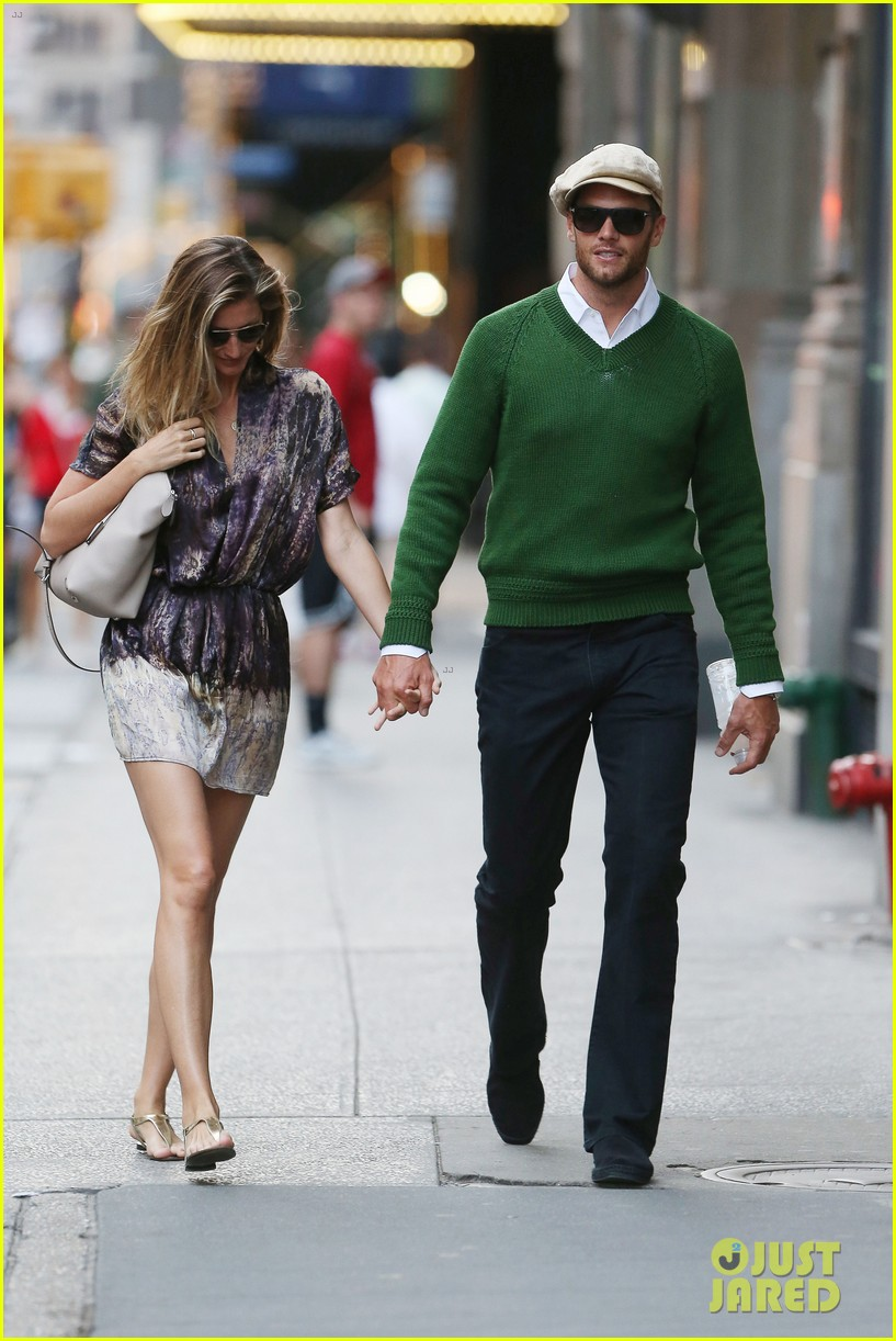 gisele bundchen pda new york 143146962