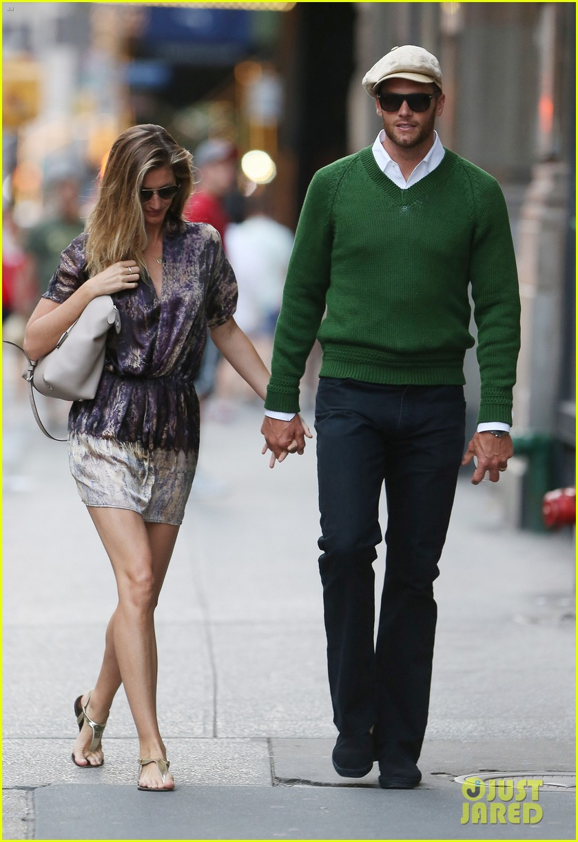 gisele bundchen pda new york 15