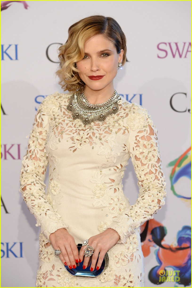 sophia bush james marsden fashion cfda awars 2014 113126892