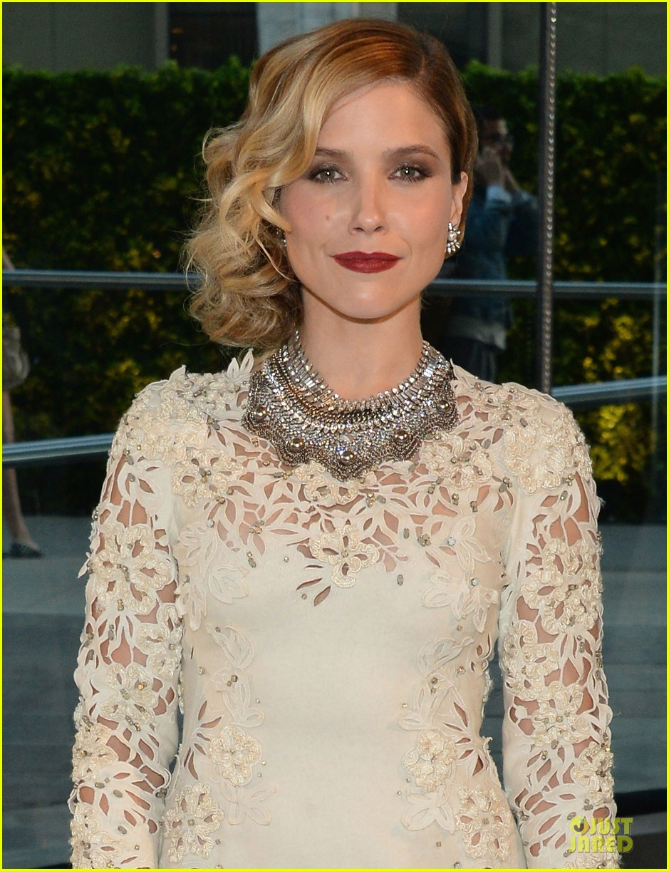 sophia bush james marsden fashion cfda awars 2014 123126893