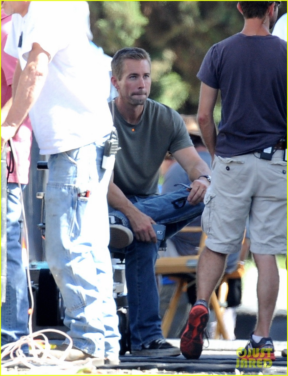 paul walkers lookalike brother caleb walker continues work on fast furious 7 13