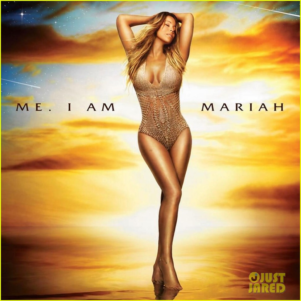 mariah carey you dont know what to do cover 023140891