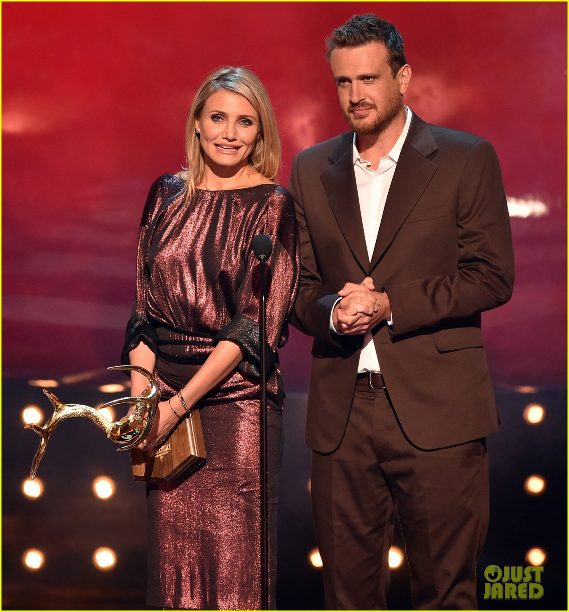 cameron diaz jason segel guys choice awards 2014 04