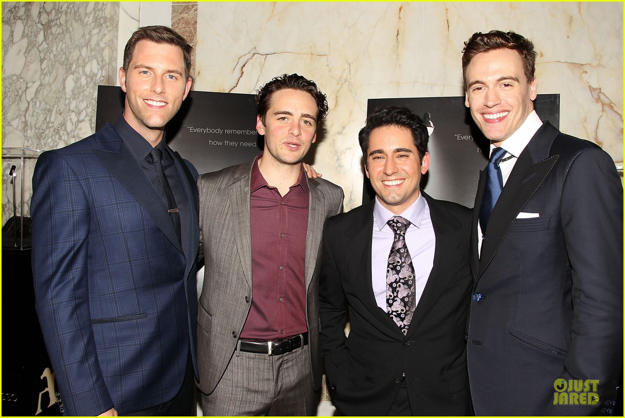 clint eastwood jersey boys cast nyc screening 043132191