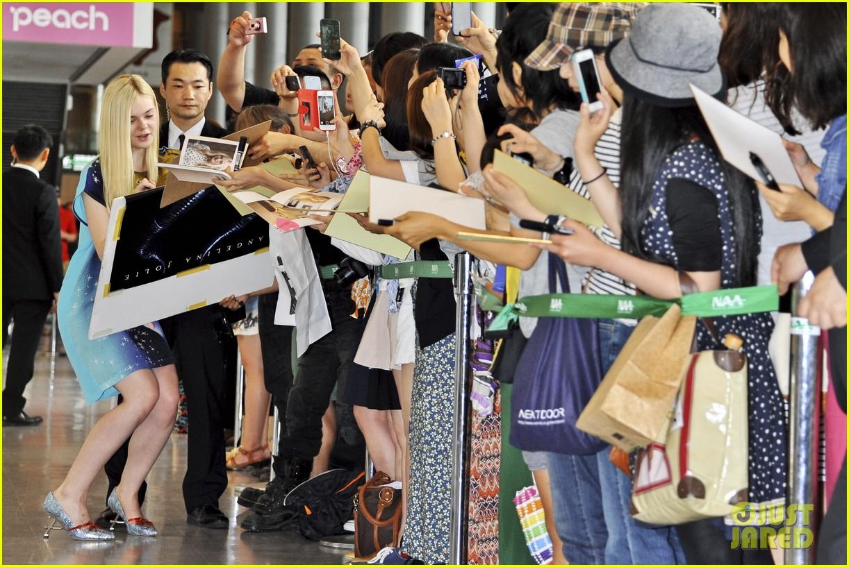 elle fanning sleeping beauty tokyo japan meta 103140599