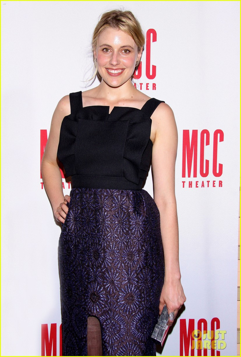 greta gerwig the village bike after party07