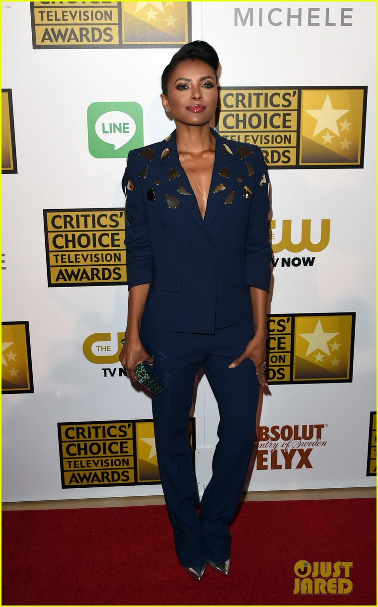 kat graham gina rodriguez critics choice tv awards 2014 06
