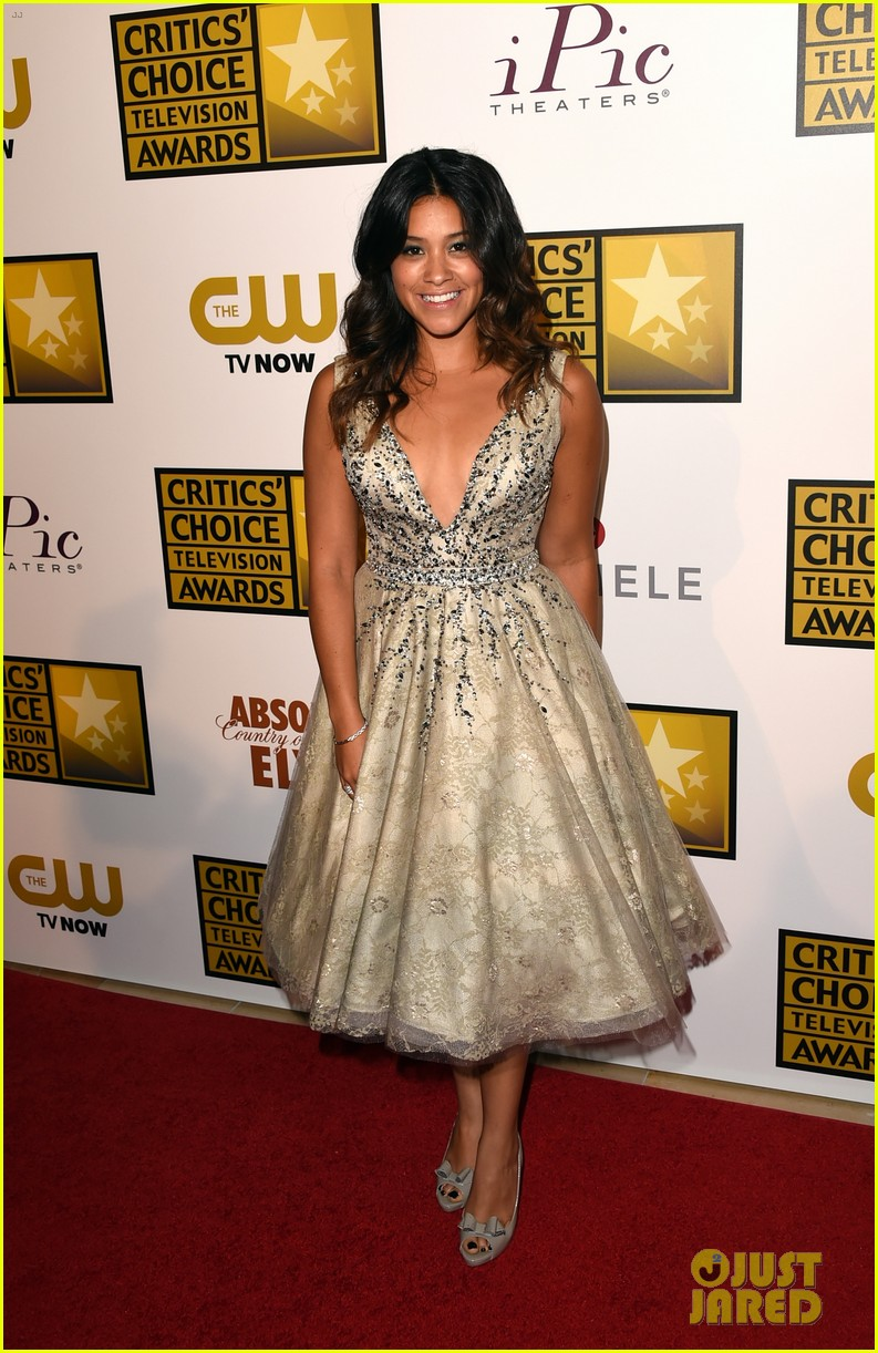 kat graham gina rodriguez critics choice tv awards 2014 14