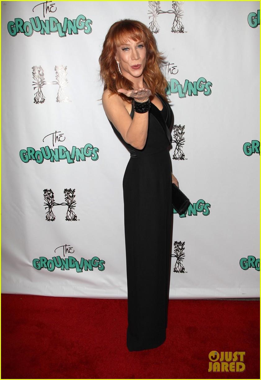 kathy griffin cheryl hines groundlings anniversary 10