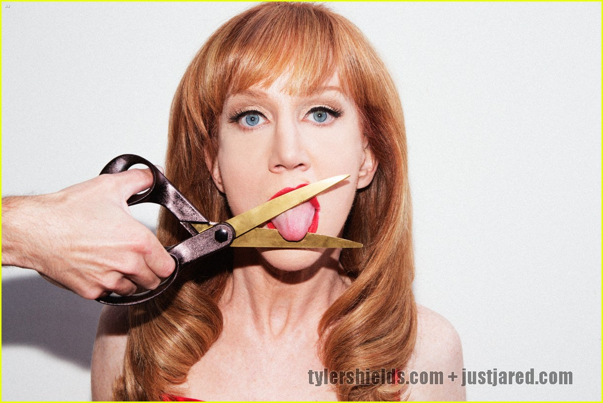 kathy griffin poses nude for tyler shields 08