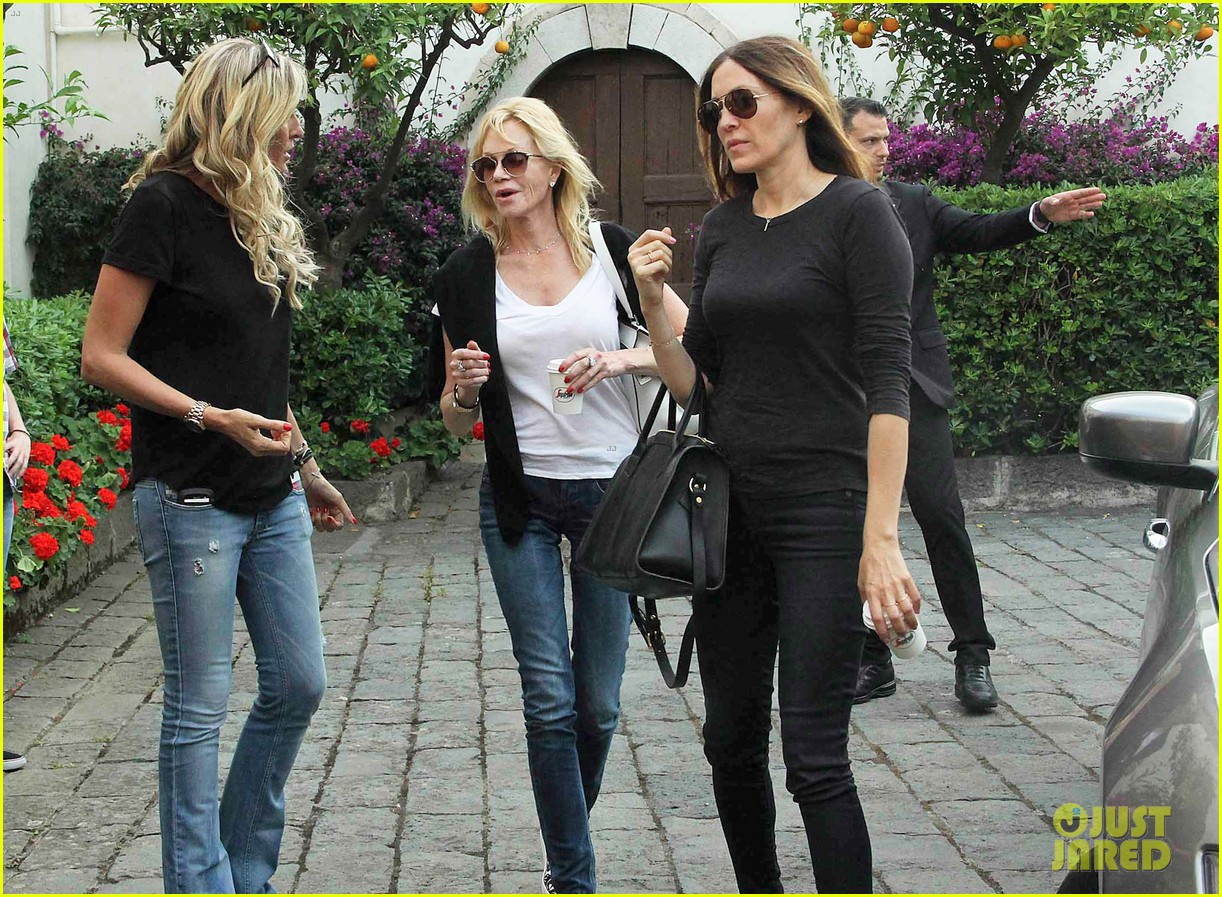 melanie griffith hangs with eva longoria after split 173136690