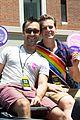 jonathan groff nyc gay pride parade coming out 03