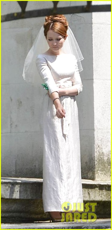 tom hardy emily browning get married for legend 15