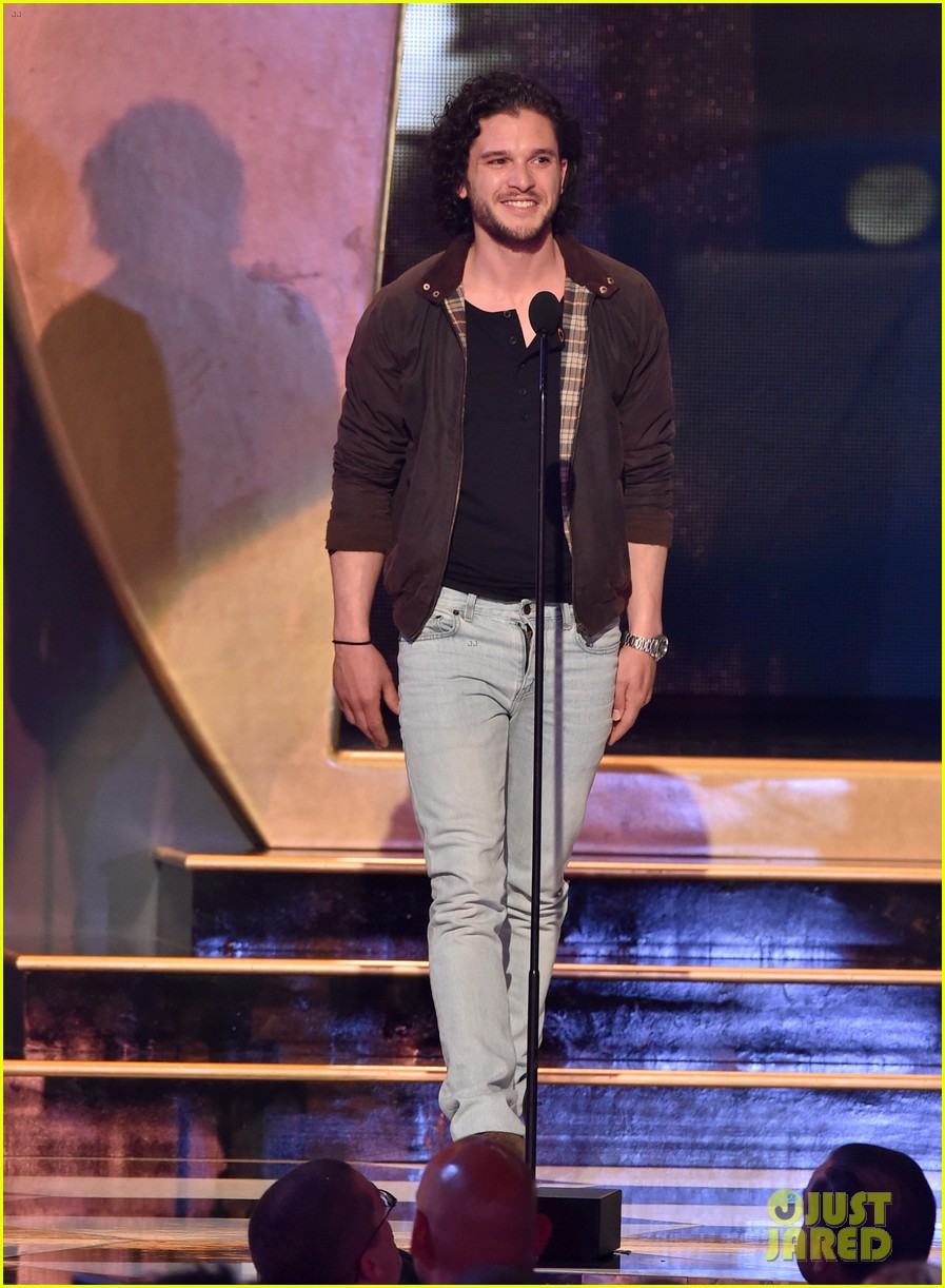 kit harington aaron paul guys choice awards 2014 02