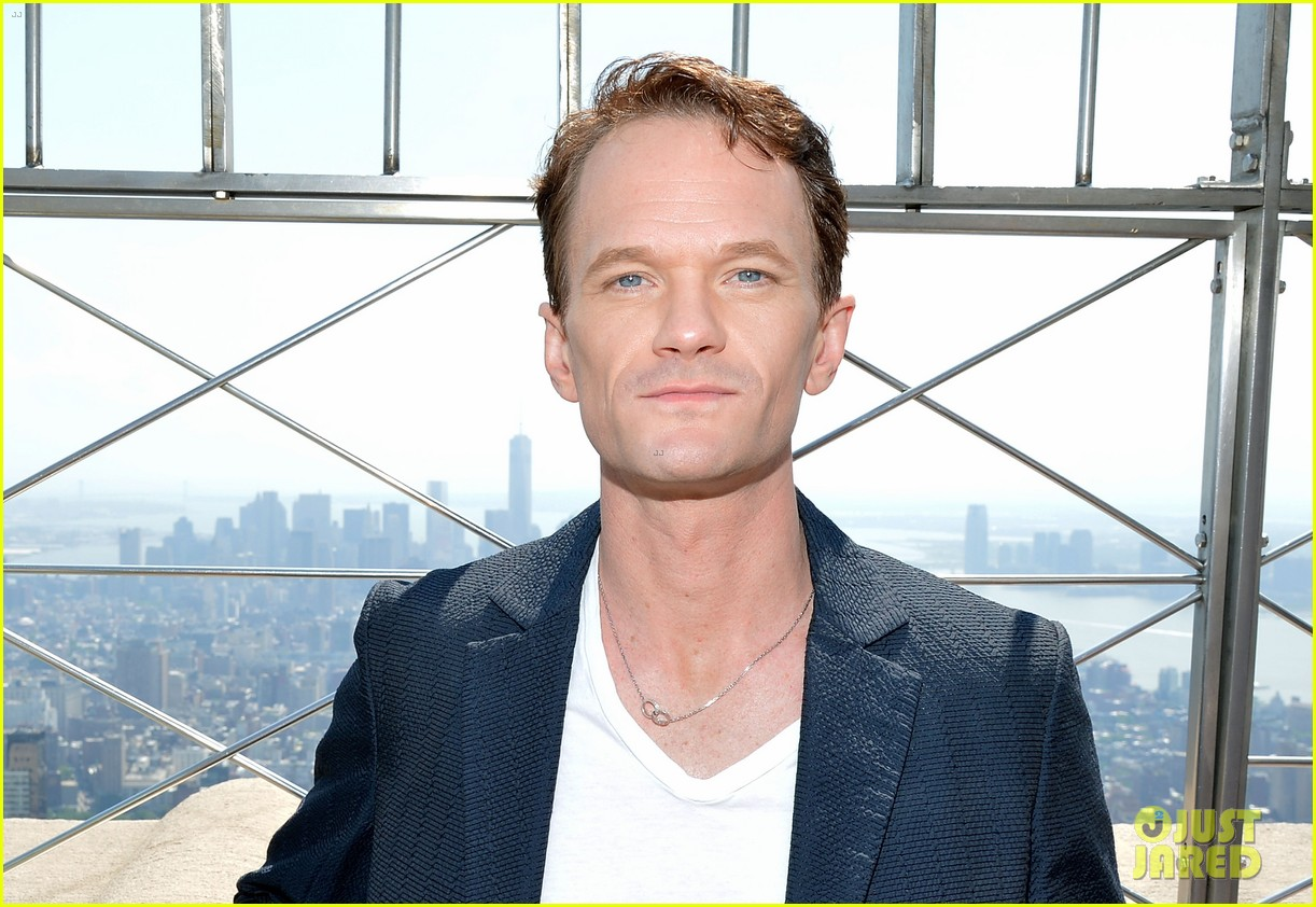 neil patrick harris joins tony award nominees at the empire state 073127927