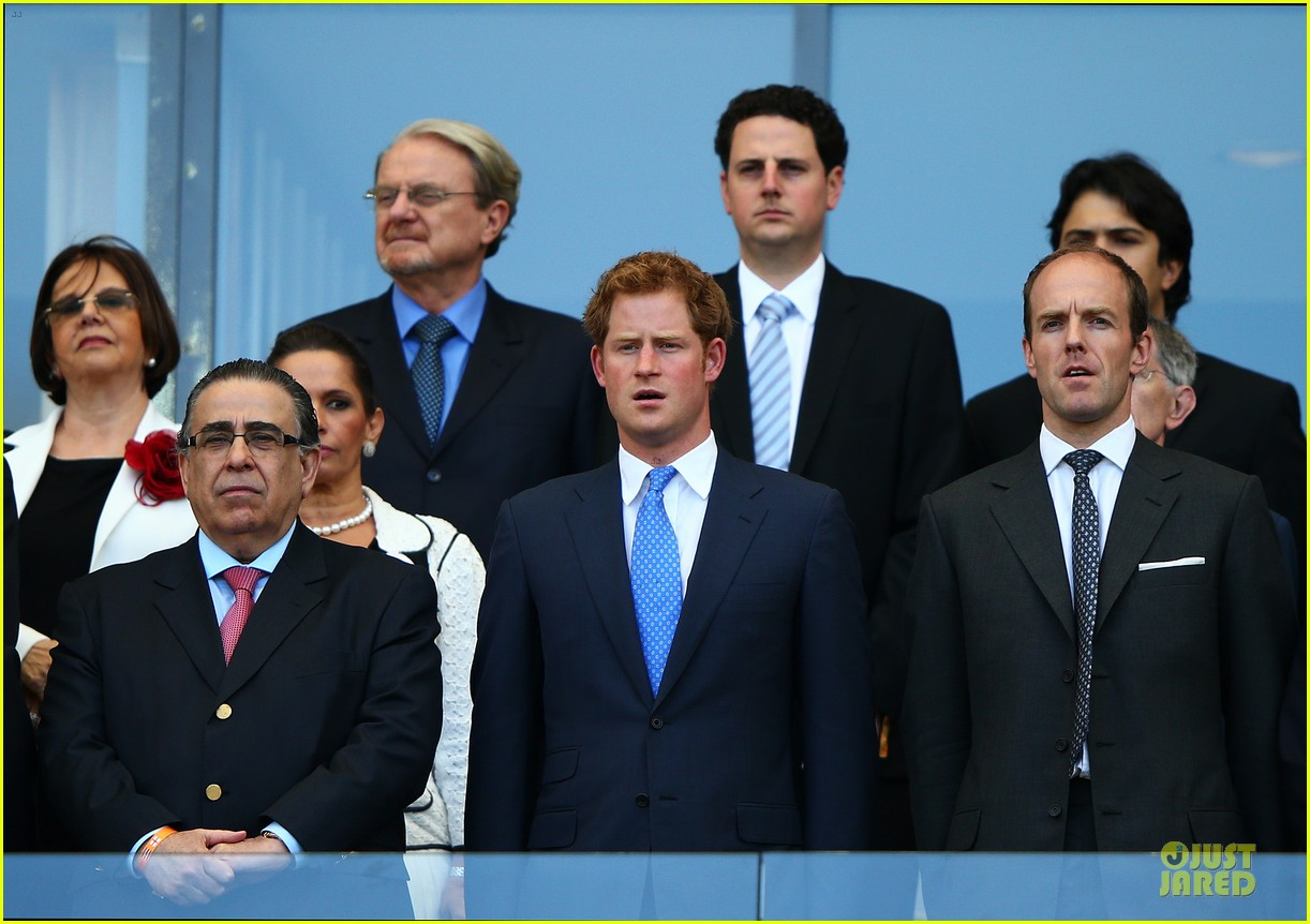 prince harry fifa world cup spirit in brazil 123142688