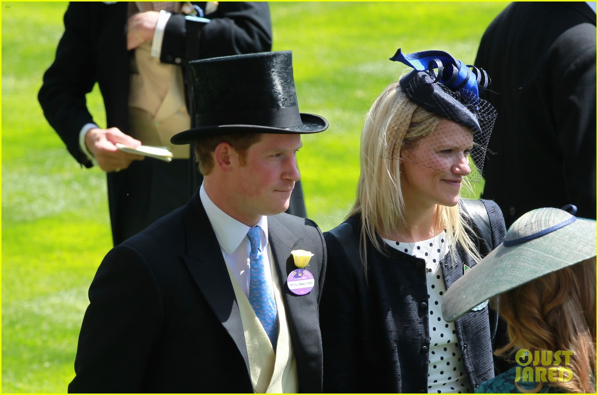 prince harry looks top notch top hat 22
