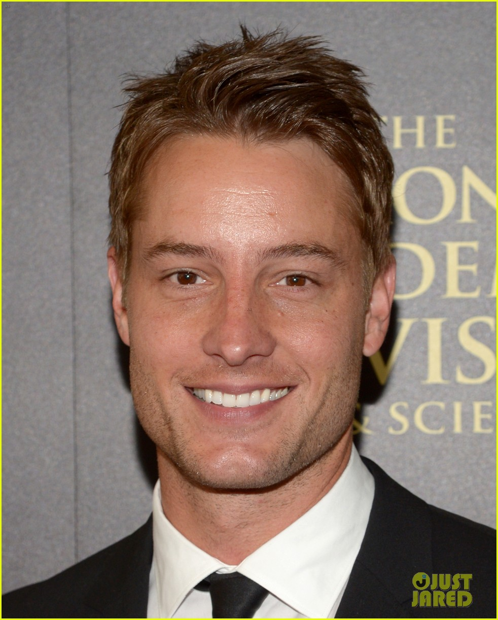 justin hartley chrishell strause daytime emmy awards 2014 02