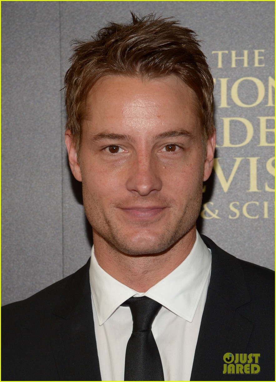 justin hartley chrishell strause daytime emmy awards 2014 073141944