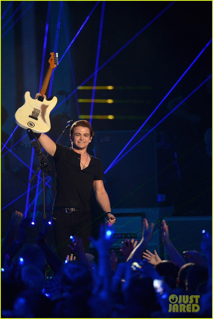 hunter hayes cmt music awards 2014 02