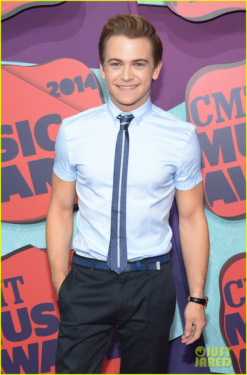hunter hayes cmt music awards 2014 06