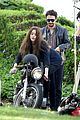 james franco wraps his arms around amber heard for motorcycle ride 08