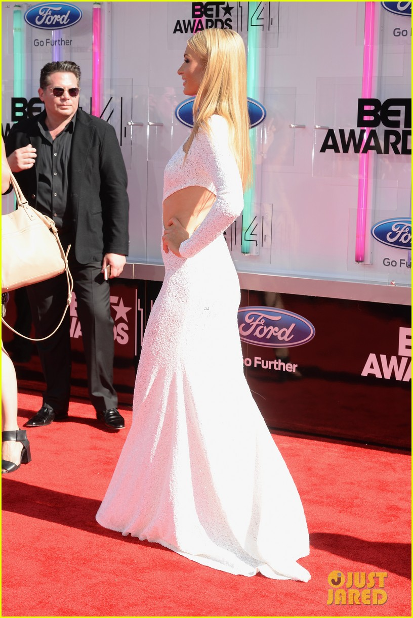 paris hilton bet awards 2014 08