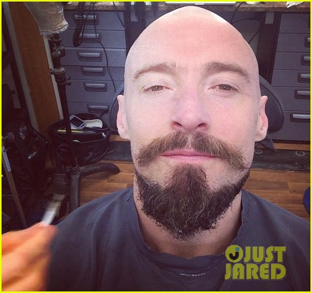 hugh jackman shaves his head for pan 013132475