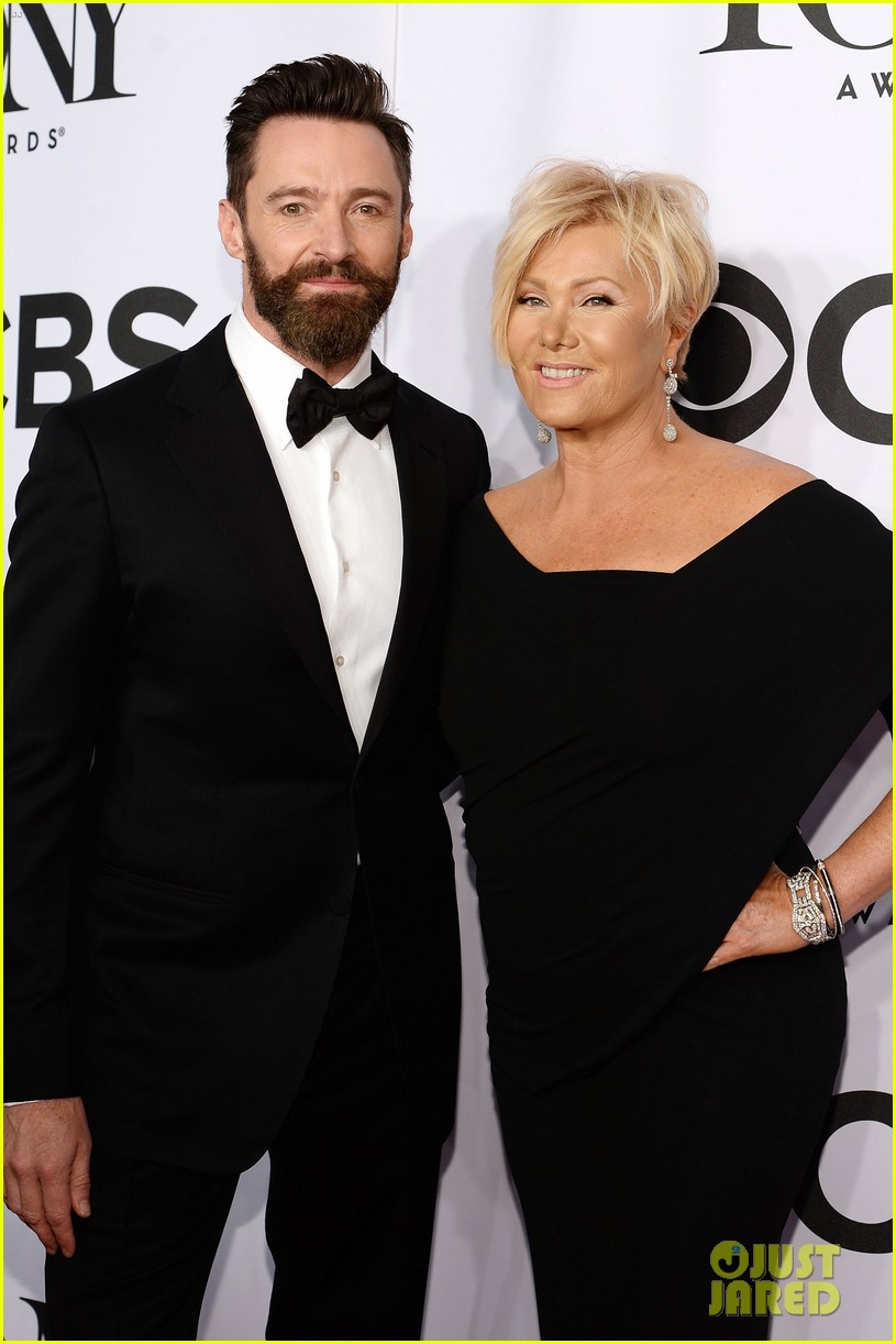 hugh jackman wife deborra lee furness tony awards 2014 03