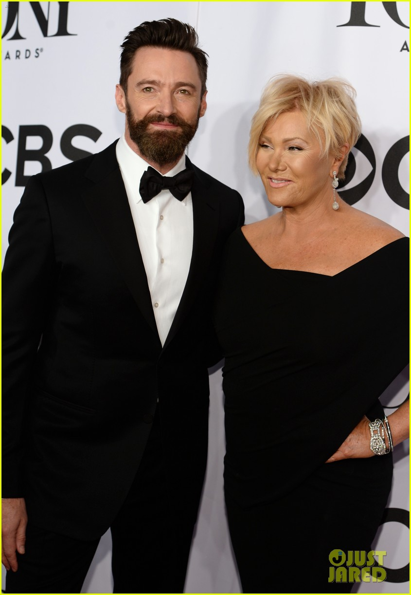 hugh jackman wife deborra lee furness tony awards 2014 09