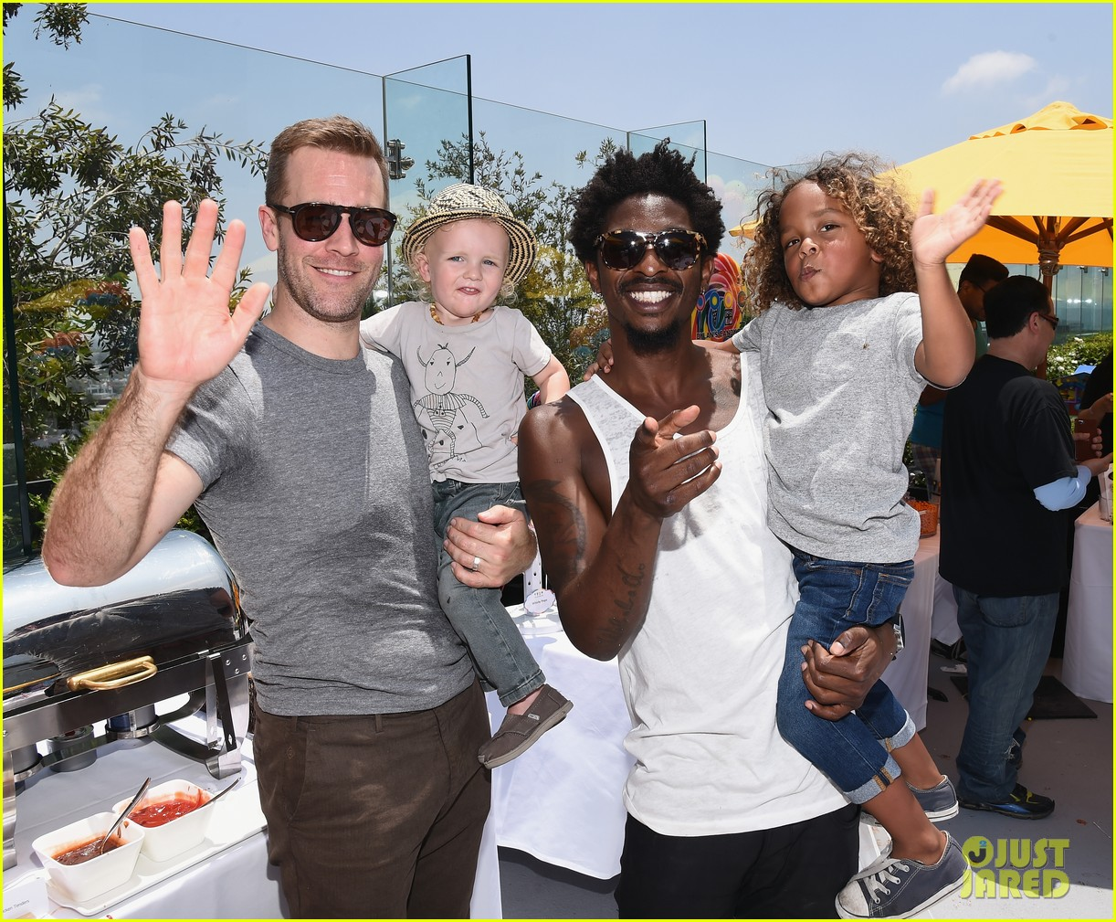 james van der beek is one hunky dad at fisher price toy launch 02