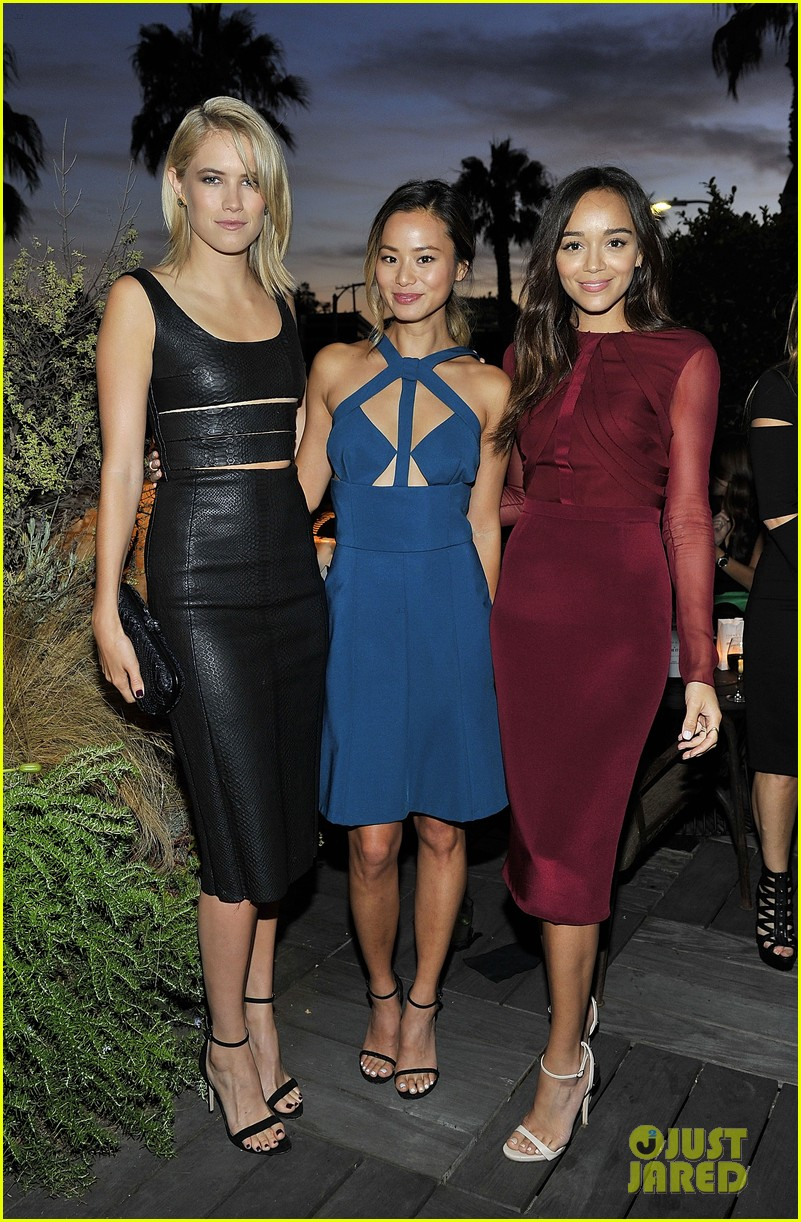 jamie chung ashley madekwe cushnie ochs party 253144791