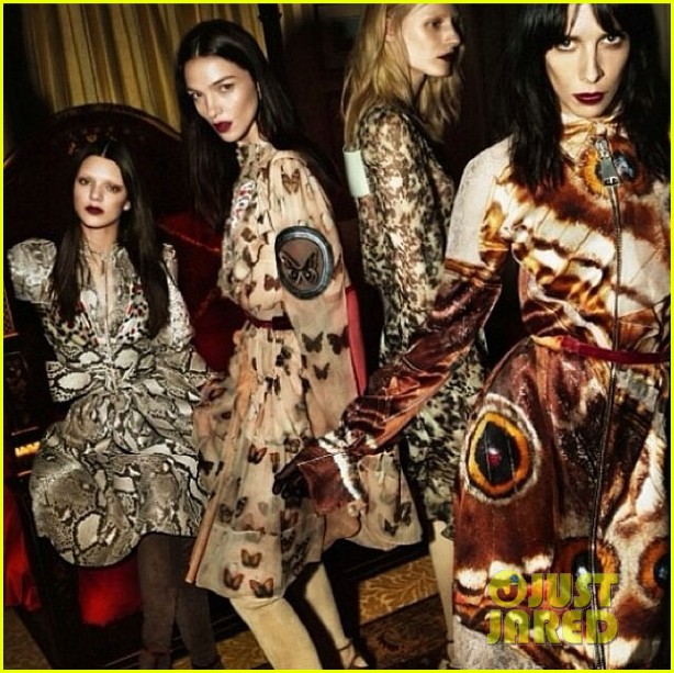 kendall jenner unrecognizable givenchy campaign 033137454
