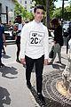 joe jonas leaves milan paris fashion week 04