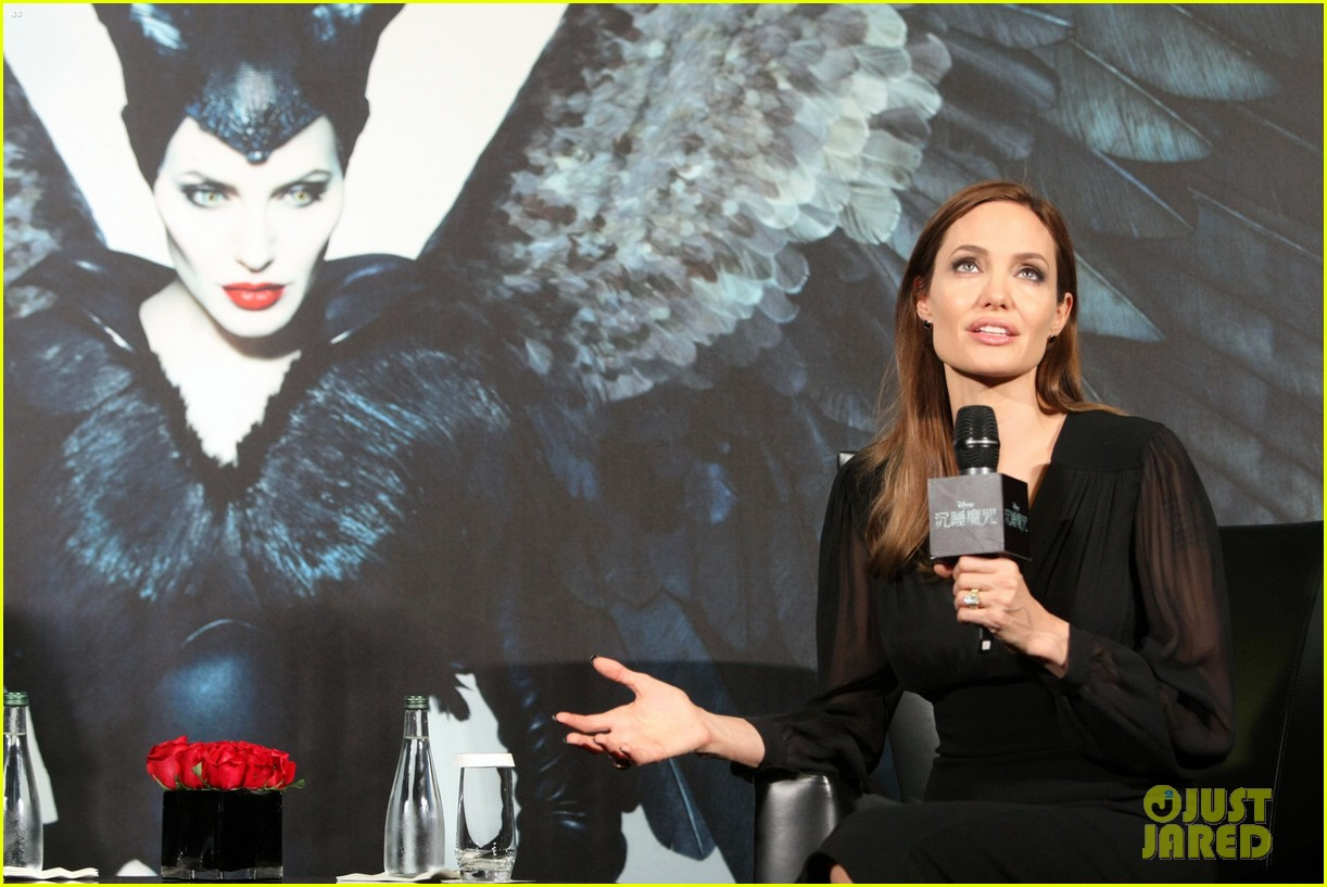 angelina jolie brings maleficent to china 24
