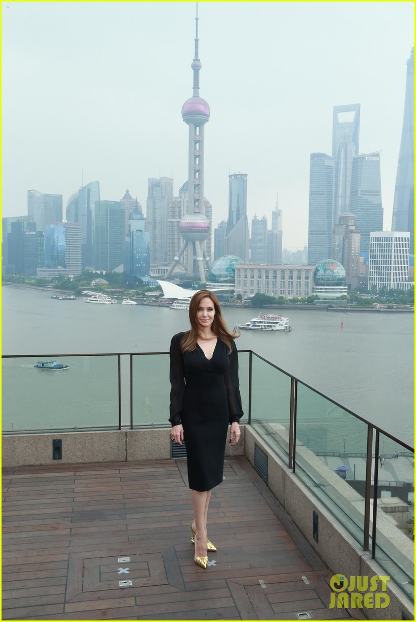 angelina jolie brings maleficent to china 45