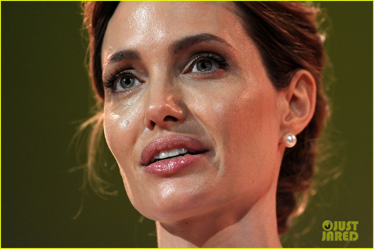 angelina jolie calls for an end to sexual violence 143132249