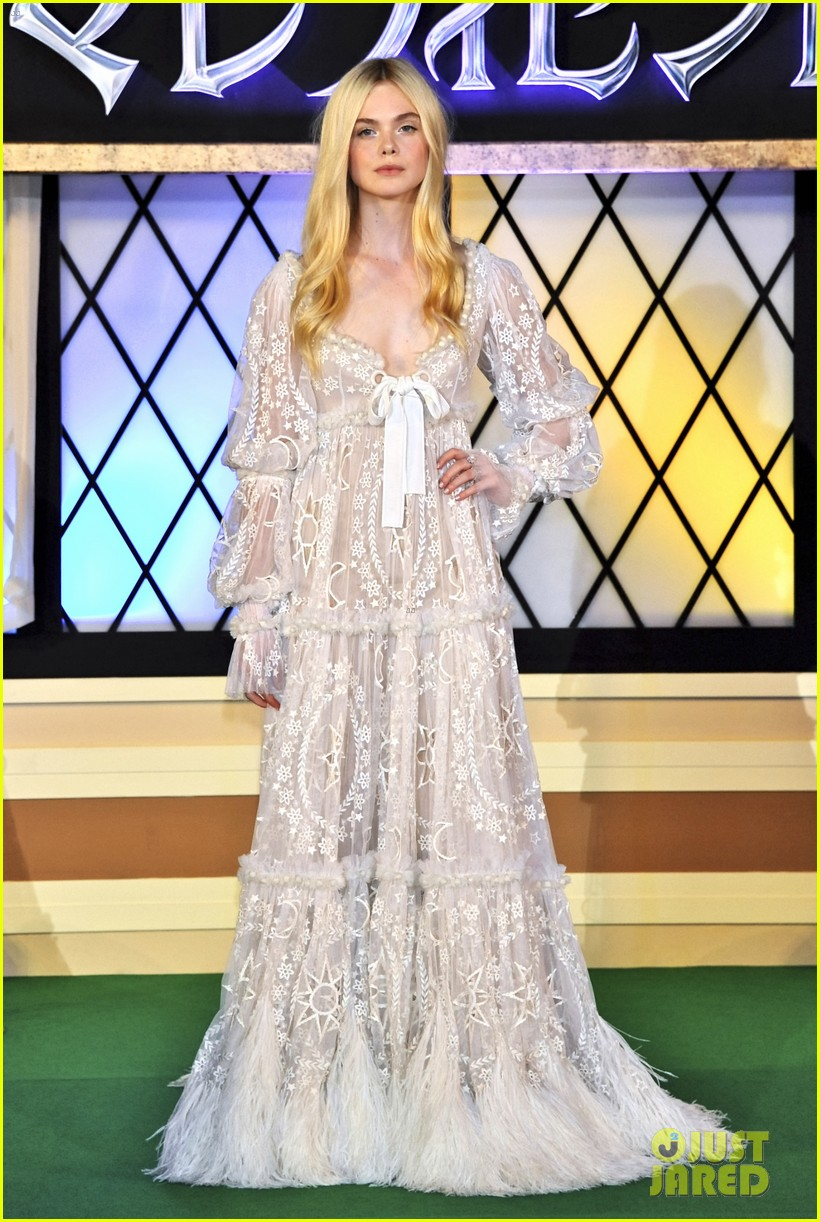 angelina jolie elle fanning hit japan in style for maleficent 033141837